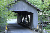 Old Bridge Over Cedar Creek — Stock Photo