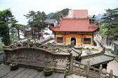 Budist manastır — Stok fotoğraf