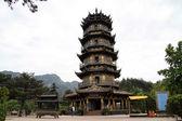 Hög pagod — Stockfoto
