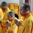Buddhist monks — Foto de stock #10827008