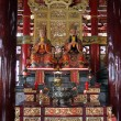 Inside temple — Stock Photo #10827123