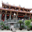Stock Photo: Old chinese temple