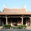 Confucius temple — Stock Photo #10959126