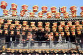 Chinese lamps — Stock Photo