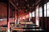 Třídy místnosti v chrámu — Stock fotografie