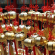 Stock Photo: Golden bells