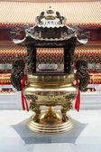 Temple Wenwu — Stock Photo