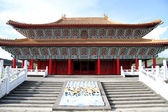 Temple in Kaohsiung — Stock Photo
