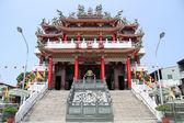 Templo budista — Fotografia Stock