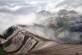 Longsheng Rice Terraces, Chiana — Stock Photo