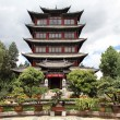 Stock Photo: High pagoda