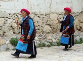Tibetian women — Stock Photo