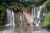 Waterfall in Emei — Stock Photo