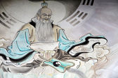 Taoist god — Stock Photo
