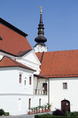 Church in Vukovar — Stock Photo