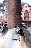 Markt square in Mainz — Stock Photo