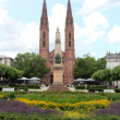 Stock Photo: Bonifatius church in Wiesbaden