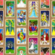 Stock Photo: Hallmark Tarot