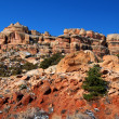 Rugged Scenery of Western Colorado - Foto Stock