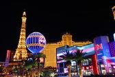 Las vegascasino van parijs — Stockfoto