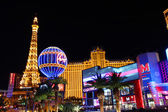 Paris Las Vegas Casino — Stockfoto