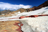 Sperry Glacier in Montana — Foto Stock