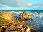 Coastline of Victoria Australia — Stock Photo