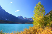 Waterfowl Lakes in Banff Park — Stock Photo