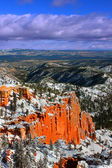 Farview Point Bryce Canyon — Stock Photo