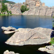 Sylvan Lake - South Dakota — Stock Photo