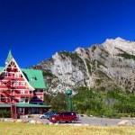プリンス オブ ウェールズ ホテル カナダ — ストック写真