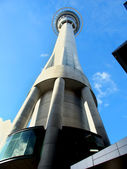 Sky Tower of Auckland New Zealand — Stock Photo