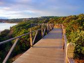 Australien-Küste-Promenade — Stockfoto