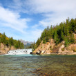 Bow Falls in Canada — Stock Photo #11803209