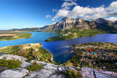 Waterton Lakes National Park — Zdjęcie stockowe