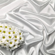 White flowers — Stock Photo #11777465