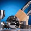 Kitchen accessories — Stock Photo #11777519