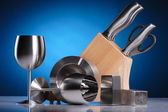 Kitchen accessories — Stock Photo