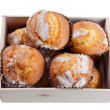 Box of Cupcakes — Stockfoto