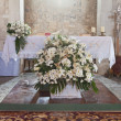 Altar in the church — Stock Photo #10994141