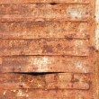 Stock Photo: Background of rusted metal plates