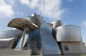 Museum Guggenheim Bilbao — Стоковое фото