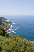 North coast of Spain on the Bay of Biscay — Stock Photo
