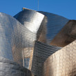 Contemporary Art Museum Guggenheim Bilbao — Stock Photo #11561926
