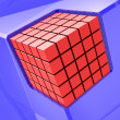 Cubic — Stock Photo