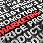 Marketing — Stock Photo #12412587