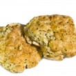 Stock Photo: Garlic Cheese Biscuits
