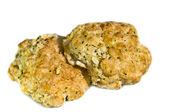 Garlic Cheese Biscuits — Stock Photo