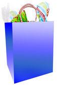 Sacola de compras — Fotografia Stock