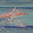 Freestyle Stroke — Foto de Stock